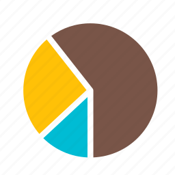 analytic, business, chart, data, pie, report, statistic icon