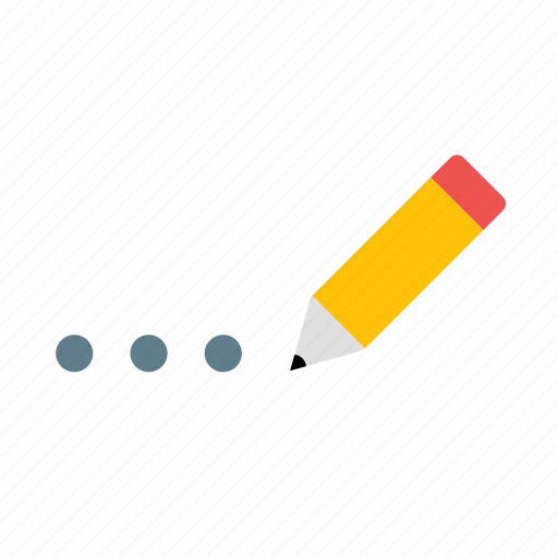 chat, edit, pen, pencil, write, writing icon