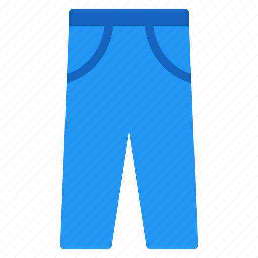 clothes, fashion, garment, pants, trousers icon