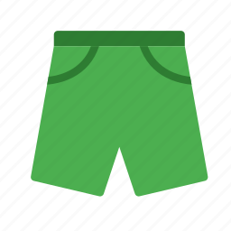 clothes, fashion, garment, men, pants, shorts icon