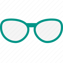 accessory, clothes, eye, glass, read, see, view icon