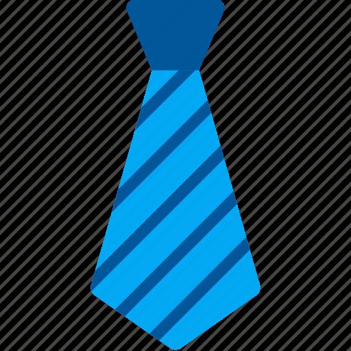 accessory, business, clothes, fashion, garment, men, tie icon
