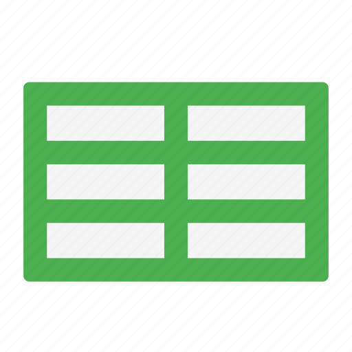 analystic, content, data, editor, report, table icon