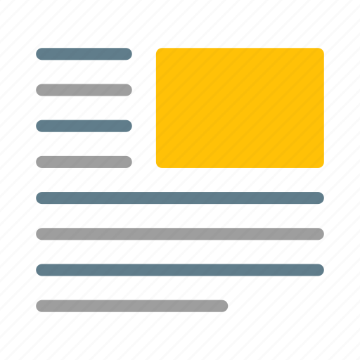 content, editor, layout, paragraph, text, wrap icon