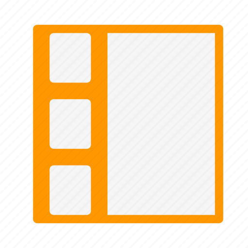content, editor, page, paper, text, thumbnail icon