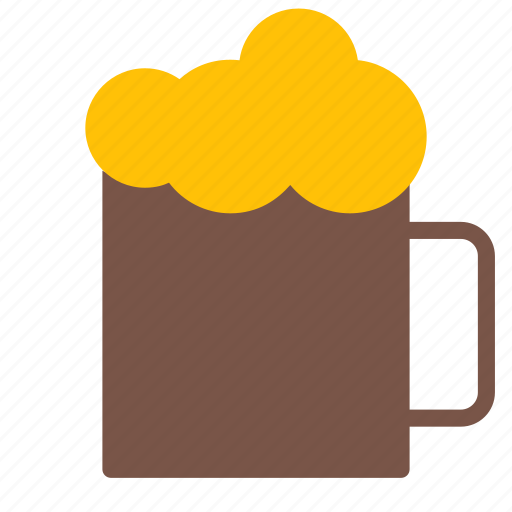 alcohol, beer, cup, drink, glass, mug icon