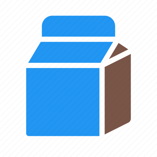 box, can, carton, drink, juice, milk icon