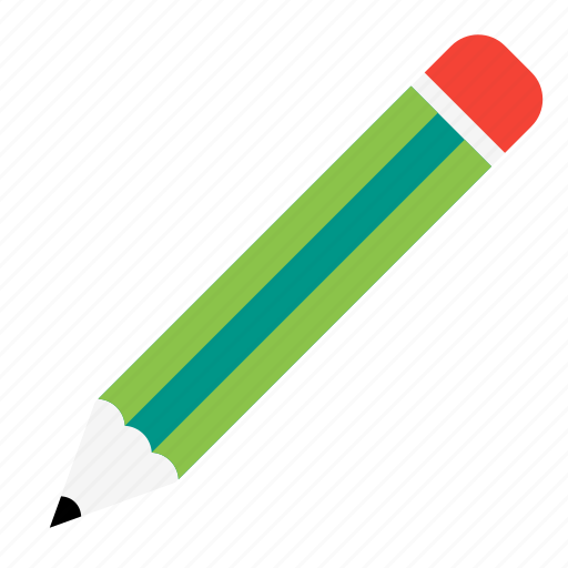 edit, education, learn, pen, pencil, study, write icon