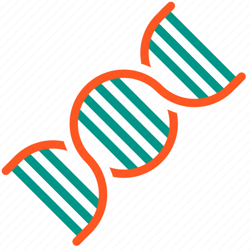 biology, dna, education, genetic, learn, study, subject icon