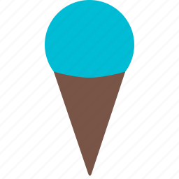cold, cream, dessert, eat, food, ice icon