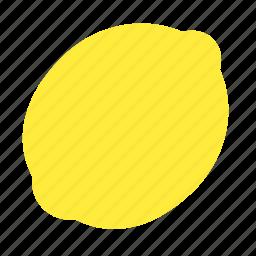citrus, food, fruit, lemon, lime icon