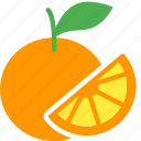 citrus, food, lemon, lime, orange icon