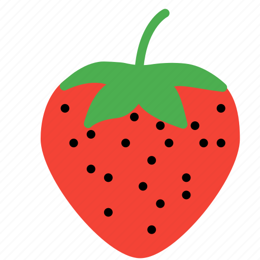 berry, food, fruit, plant, strawberry icon