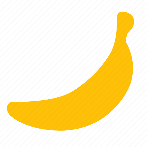banana, food, fruit, plant, tree icon