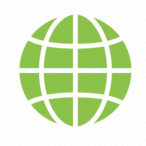 earth, global, globe, location, map, network, website icon