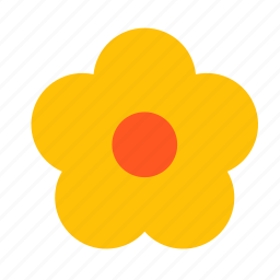 bloom, blossom, flower, nature, plant icon
