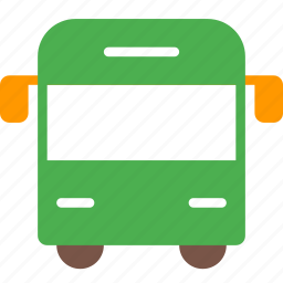 bus, conveyance, public, traffic, transport, vehicle, wagon icon