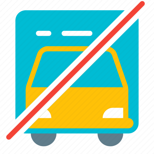 lorry, no, traffic, transport, truck, vehicle, wagon icon