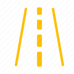avenue, boulevard, highway, road, street, traffic, transport icon