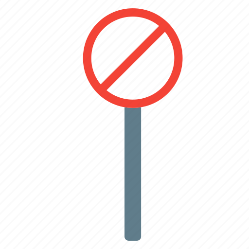 road, sign, stop, street, traffic, transport icon