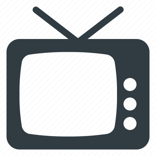 Old, retro, television, tv, vintage icon - Download on Iconfinder