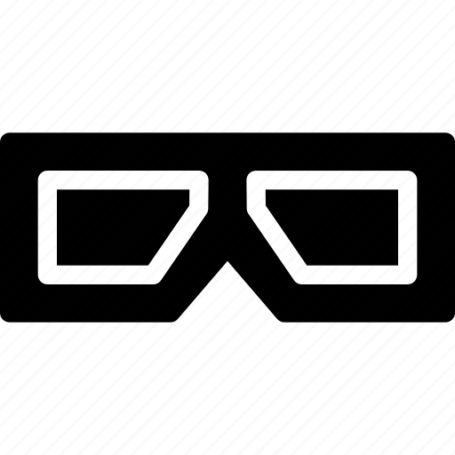 accessory, cinema, close, creative, d, dimension, eye-wear, eyeglasses, eyes, film, game, grid, monitor, movie, reality, shape, television, theater, three-d icon