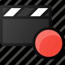 record, clip, movie, video, film