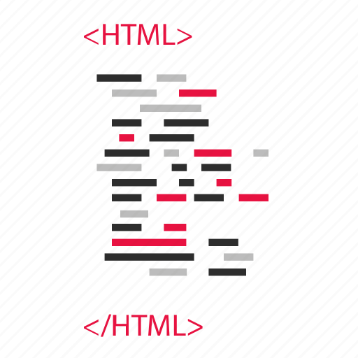 code, html, layout, page icon