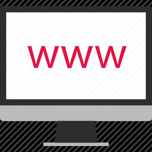 online, web, website, www icon