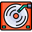 audio, media, music, player, production, video icon