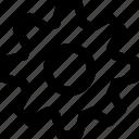 gear, settings, setup icon