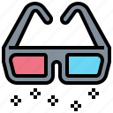 accessories, game, glasses, goggles icon