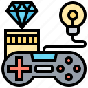 challenge, game, strategy, tactics, thinking icon