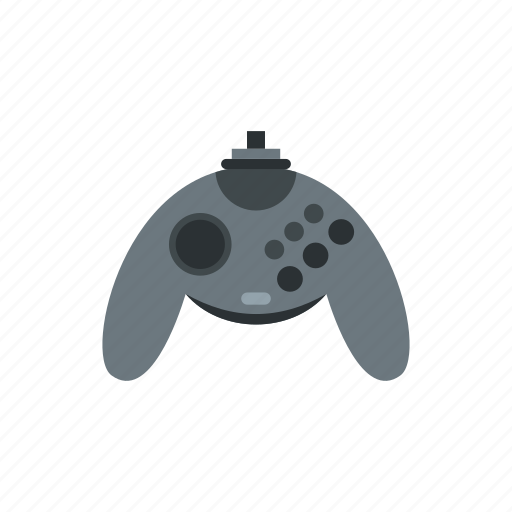 computer, console, control, electronic, game, joystick, play icon