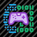 binary, code, coding, developing, development, game, video