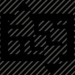 greek maze, labyrinth, labyrinth game, maze, maze game icon