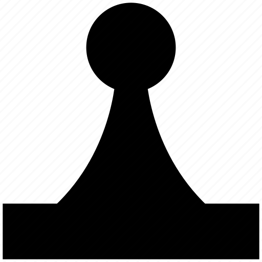 chess, chess pawn, chess piece, chess pieces, efficiency game, game, pawn piece icon