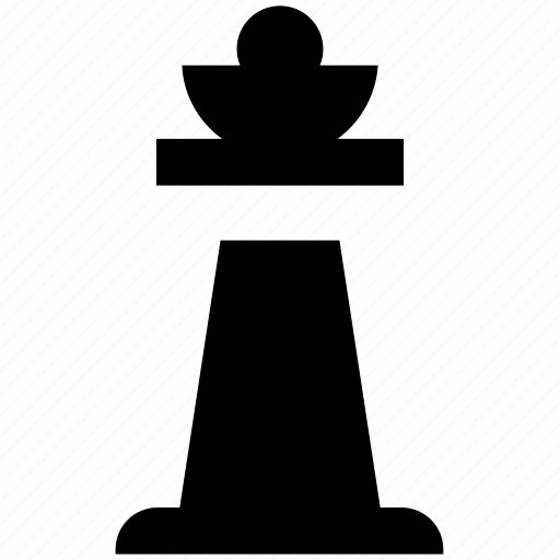 chess piece, chess rook, chess tower, game, rook icon