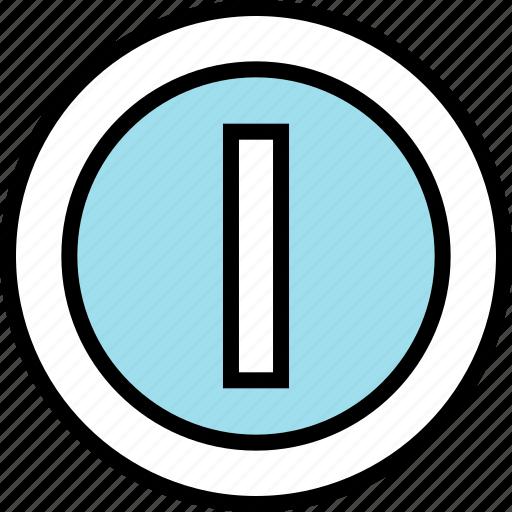 coin, one, point, retro icon