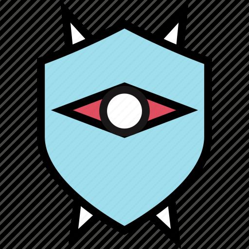 enemy, shield, zelda icon