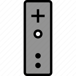 gaming, retro, wiiu icon