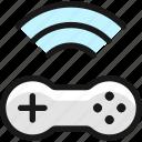 video, game, controller, wifi