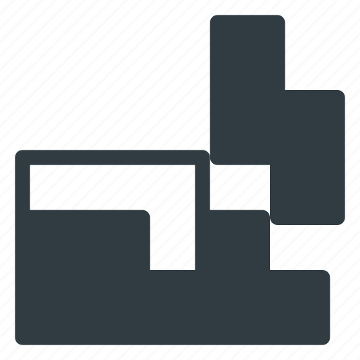 bricks, game, play, tetris, video icon