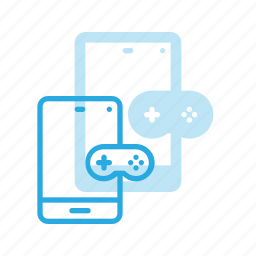 game, mobile, phone, play, smartphone, video icon