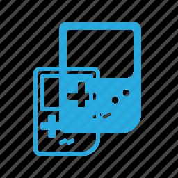 boy, game, gameboy, nintendo, pad, play, video icon