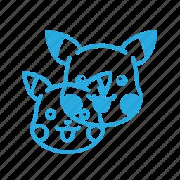 game, pikachu, play, pokemon, video icon