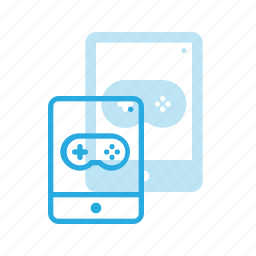 game, mobile, play, tablet, video icon