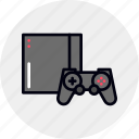 console, game, gaming, playstation, technology, video icon