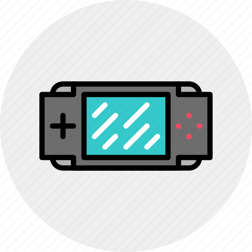 console, device, game, gaming, handheld, portable, psp icon