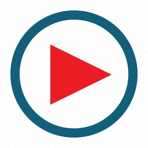 Media, music, play, player, video icon - Download on Iconfinder